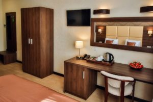 Номер Семейный (Family Room) в отеле Колибри, Геленджик